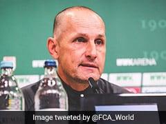 Toothpaste Trip Sidelines Augsburg Coach From Bundesliga Restart