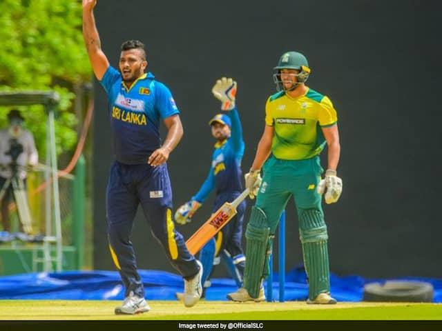 Sri Lanka Cricket Suspends Shehan Madushanka For Alleged Possession Of Drugs