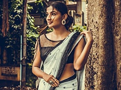 Stock Up Your Ethnic Wardrobe With These Graceful Georgette <i>Sarees</i>