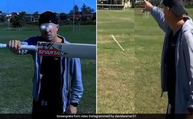 David warner does magic on ground video goes viral