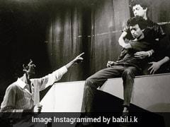 इरफान खान के बेटे ने शेयर की पापा की पुरानी तस्वीरें, NSD में एक्टर यूं बिताया करते थे समय... देखें Photos