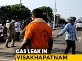 Video : Gas Leak At LG Polymers Chemical Plant In Andhra Pradesh, Many Evacuated