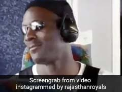 "Rajasthan Royals Welcome Michael Jordan To The ""Royals Family"" In Unique Fashion. Watch"