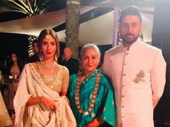 Mother's Day 2020: Here's How Shweta And Abhishek Wished Jaya Bachchan