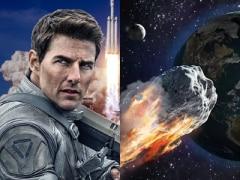 Tom Cruise-ன் அடுத்த படத்துக்காக இணைந்த SpaceX & NASA..!