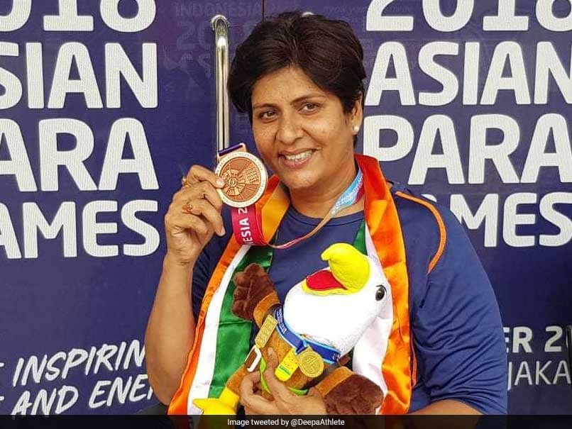 Para-Athlete Deepa Malik Announces Retirement, Set To Become President Of Paralympic Committee of India