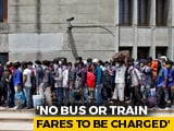 Video : No Fares For Migrants, States, Railways To Provide Food: Supreme Court