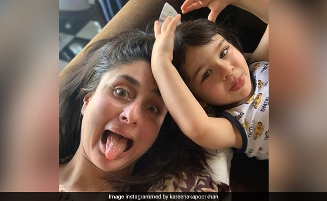 For Kareena Kapoor, 'Every Other Day' Is Mother's Day With Taimur By Her Side