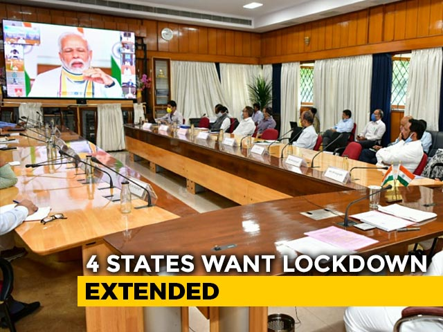 Video : Getting India Back on Track: PM Modi Meets With Chief Ministers