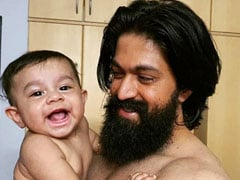 """Radhika Pandit Shares A Pic Of Her """"Favourite Boys"""" Yash And Ayush. Cute, Na?"""