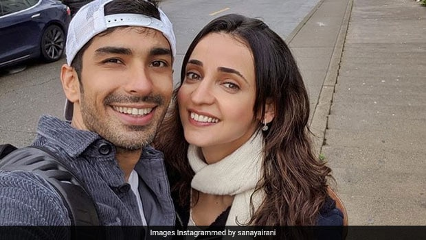 TV Actress Sanaya Irani Dons Chef Cap For Husband Mohit Sehgal To Make This Italian Treat