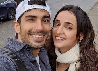 Sanaya Irani Is Giving Clean-Eating Goals From Goa (See Pic)