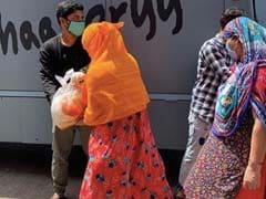 "Salman Khan's Food Truck ""Being Haangryy"" Distributes Rations To Mumbai's Needy"