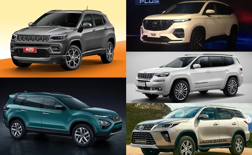 New Upcoming 7-Seater SUVs Slated To Be Launched In India ...