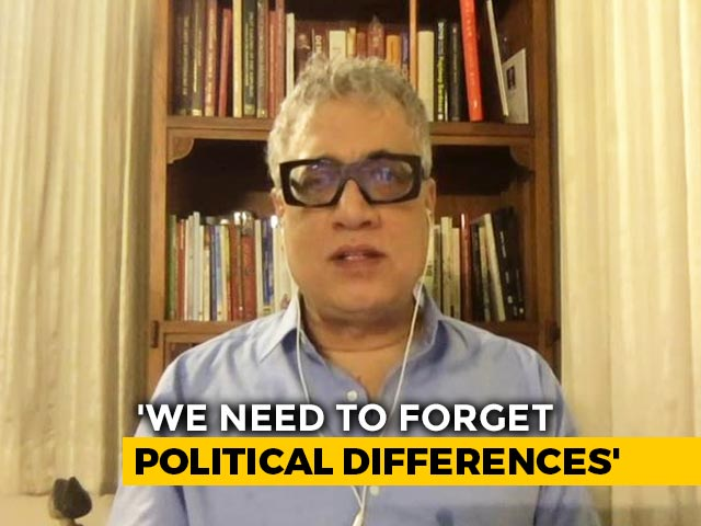 Video : Need To Forget Political Differences: Derek O'Brien