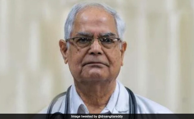 Senior AIIMS Doctor Jitendra Nath Pande Dies Of COVID-19 In Delhi