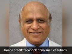 Indian Origin Doctor Sudheer Chauhan Dies Of Coronavirus In US
