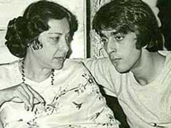 """On Mother Nargis' Death Anniversary, Sanjay Dutt Writes: """"Wish You Were Here With Me"""""""