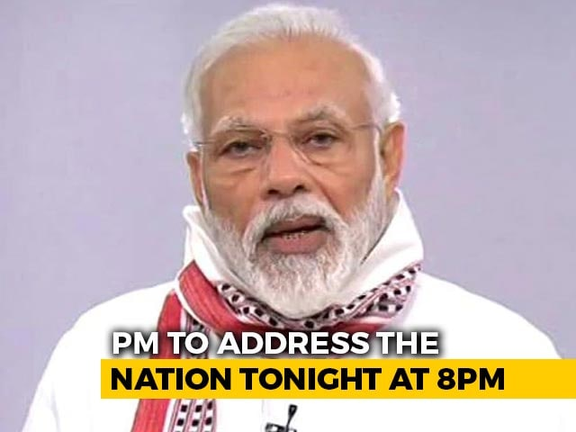 Video: PM's 8 pm Speech On Lockdown Likely To Highlight Migrants: Sources