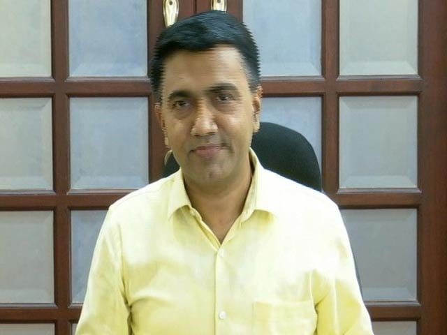 Video : COVID-19 Cases In Goa Coming From Other States: Chief Minister