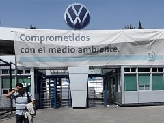 Key Mexican State For German Automakers Hit Brakes On Restart