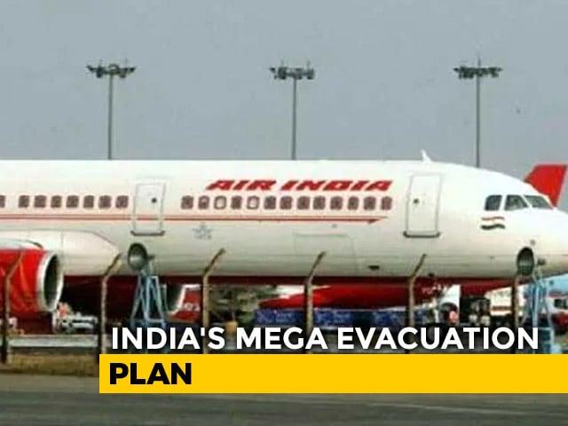 Video : 14,800 Indians On 64 Flights: India's Mega Evacuation Plan Amid Lockdown