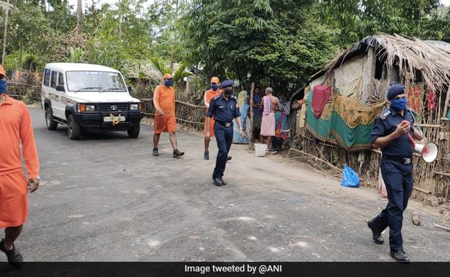 Cyclone Amphan Nears Bengal, Amit Shah Assures All Help To Mamata Banerjee