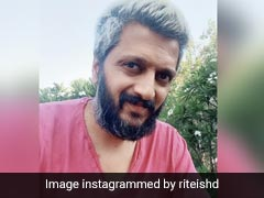 Riteish Deshmukh's Hilarious Response To Anand Mahindra's Tweet On Webinars