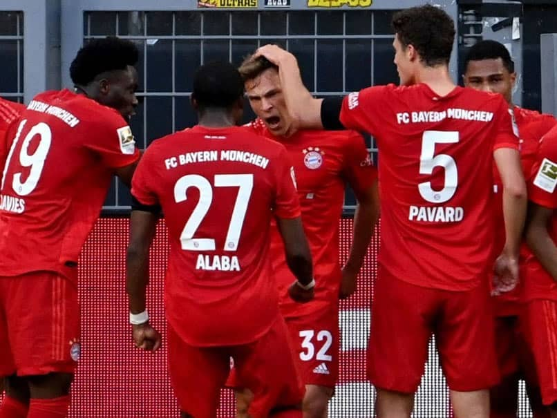 Borussia Dortmund vs Bayern Munich: Bayern Munich Down Borussia Dortmund To Take 7-Point Lead On Top Of The Bundesliga Table