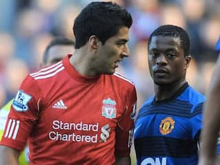 Patrice Evra Says He Received Death Threats After Luis Suarez Racism Row