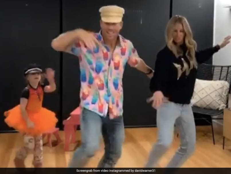 """David Warner And Wife Candice """"Back Again"""" With Dance Video On TikTok. Watch"""