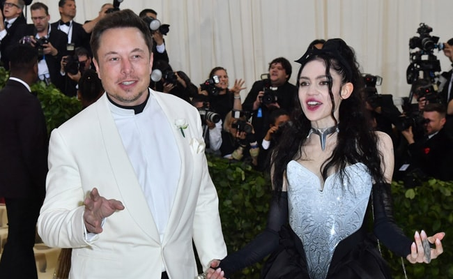 Elon Musk's Girlfriend Grimes Reveals Nickname Of Newborn Son