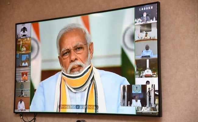 What Chief Ministers Said On Lockdown In Video Meet With PM Modi