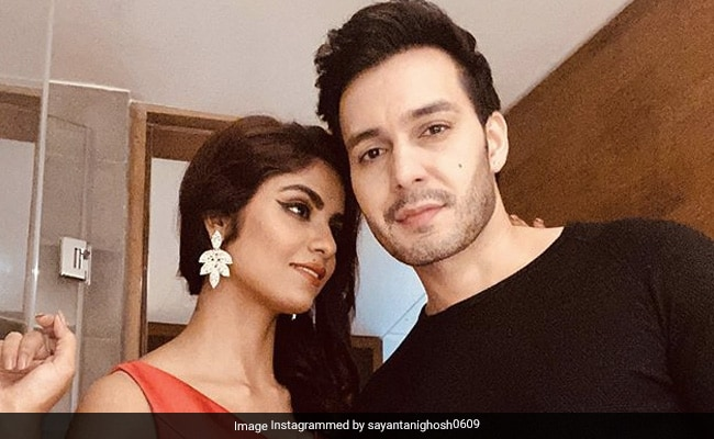 Naagin 4 Actress Sayantani Ghosh Might Get 'Married Virtually' To Boyfriend Anugrah Tiwari