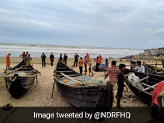 76 NDRF Personnel Test COVID-19 +ve, 50 Were On Cyclone Amphan Duty