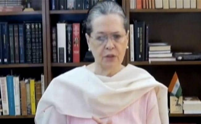 'We Are Still In Dark': Sonia Gandhi At PM's All-Party Meet On Ladakh Clash