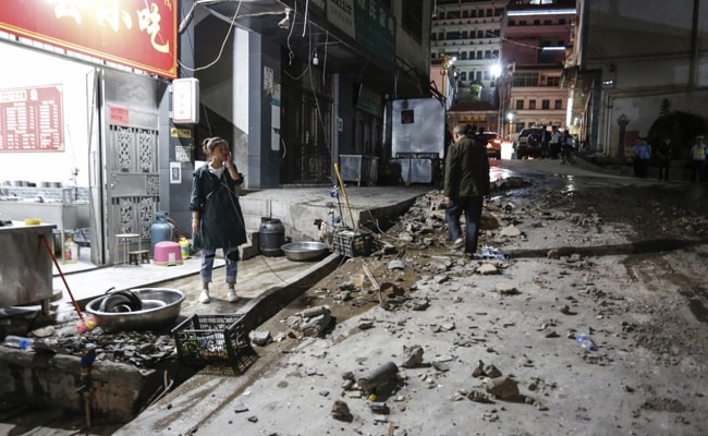 Four Dead, 23 Injured After Earthquake In Southwest China