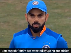 """The Best Ball You've Ever Faced?"": ECB Asks Virat Kohli, Posts Throwback Video"