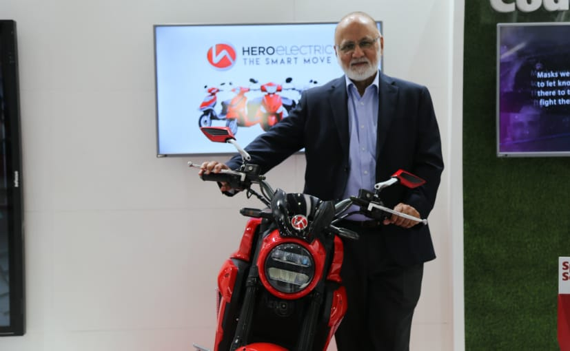 Sohinder Gill also holds the position of Director General, Society of Manufacturers of Electric Vehicles