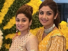"Shamita Shetty's Pic With Shilpa Is Setting ""Sister Squad"" Goals"