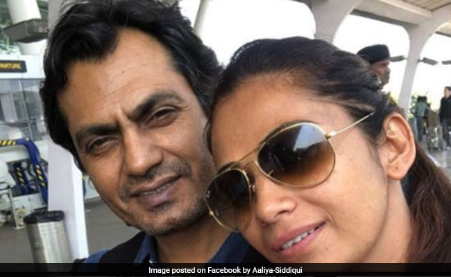 Nawazuddin Siddiqui's Wife Aaliya Siddiqui Sends Legal Notice For Divorce To The Actor