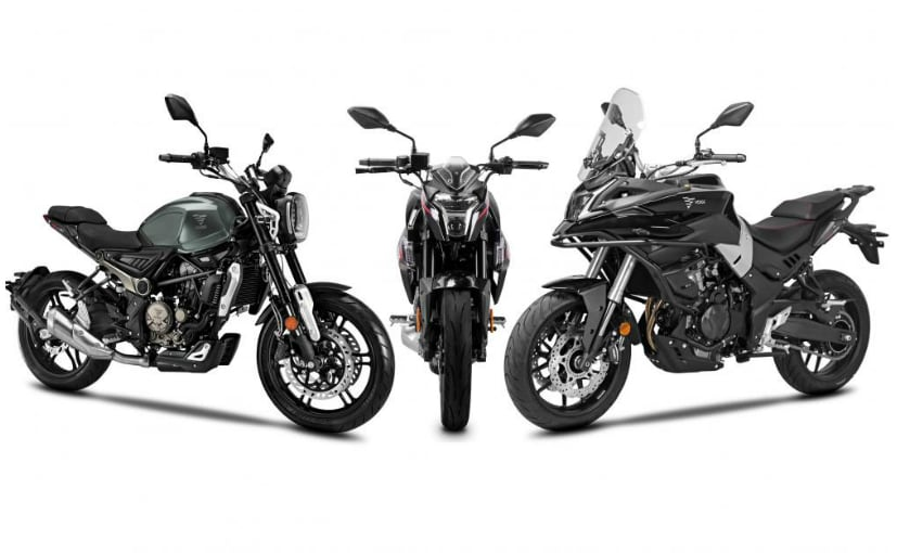 Voge Motorcycles Introduced In Italy