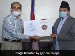 India Sends Medical Supplies To Nepal For Fight Against COVID-19