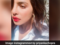 Priyanka Chopra Is Back Again To Make A Case For Cherry Lips