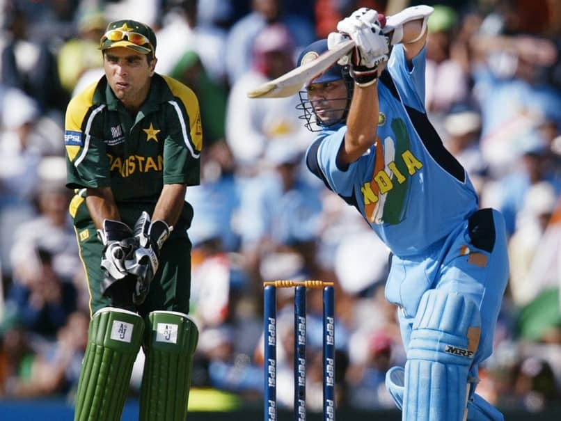 "Sachin Tendulkars Dismissal For 98 In 2003 World Cup Clash Made Shoaib Akhtar ""Very Sad"""