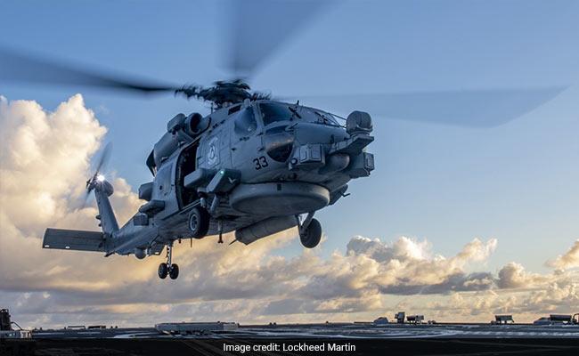 चीनी-पाकिस्तानी पनडुब्बियों पर नज़र रखने के लिए अमेरिका से 24 MH-60R चॉपरों का सौदा किया भारत ने