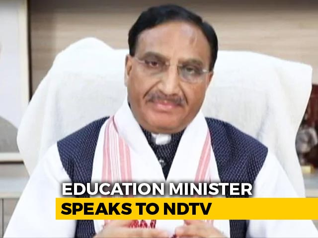 Video : Exclusive: Education Minister On The Roadmap For Reopening Schools