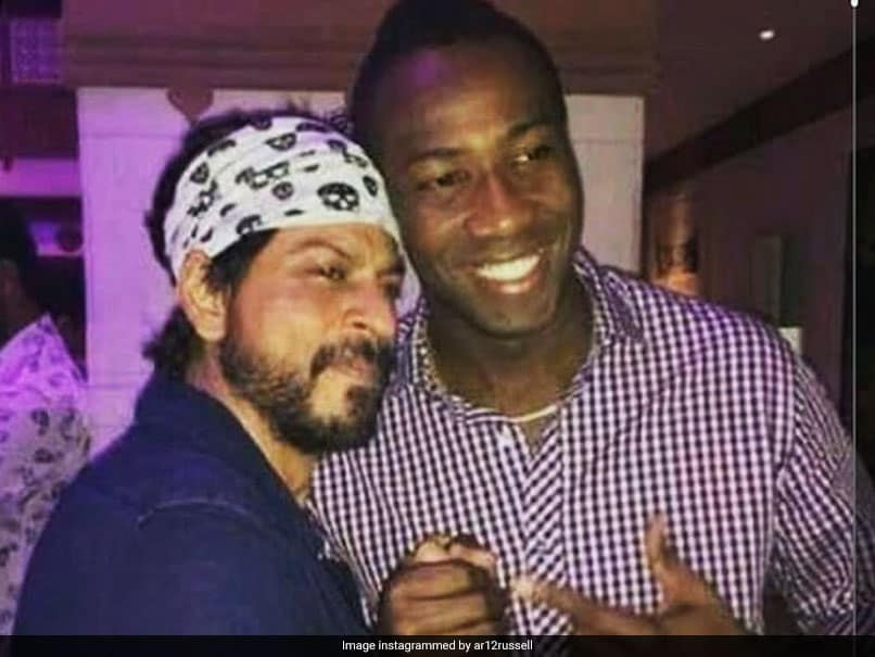 This Is What Andre Russell Would Tell Shah Rukh Khan Before His Last IPL Season