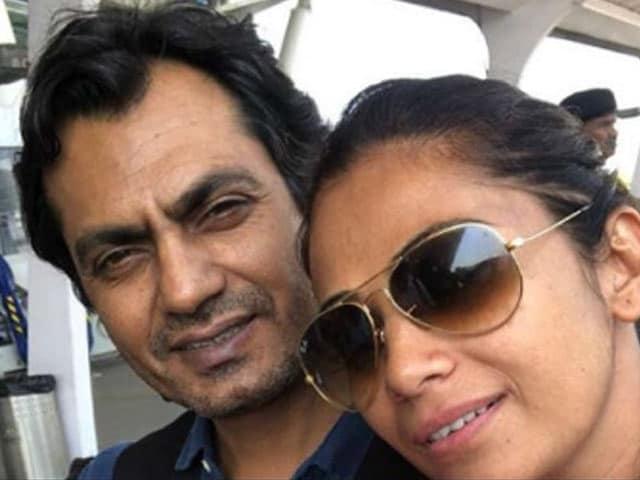 नवाजुद्दीन की पत्नी ने तलाक का नोटिस भेजने पर तोड़ी चुप्पी, बोलीं- मुझे ऐसा महसूस कराया जाता जैसे मैं...