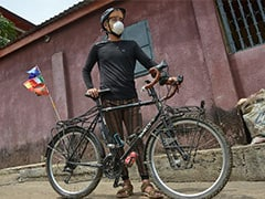 """Because I'm Asian"": Stranded Cyclist Alleges Turned Away By Guinea Hotels"